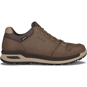 Lowa Locarno GTX Low Shoes Men brown